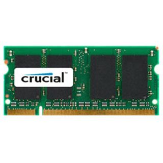 2GB Crucial Value DDR2-667 SO-DIMM CL5 Single