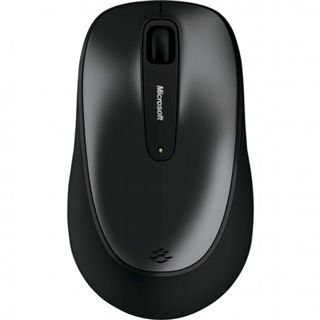 Microsoft Mouse 2000 USB schwarz (kabellos)