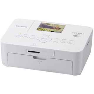 Canon Selphy CP900 weiß Thermotransfer Drucken USB 2.0/WLAN