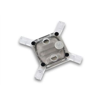 EK Water Blocks EK-Supreme LTX - Nickel CSQ Acryl/Kupfer (vernickelt) CPU Kühler