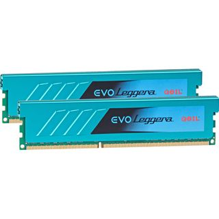 16GB GeIL EVO Leggera Quad Channel DDR3-2400 DIMM CL11 Quad Kit