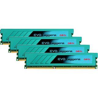 32GB GeIL EVO Leggera Quad Channel DDR3-2400 DIMM CL11 Quad Kit