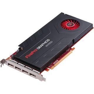 4GB AMD FirePro W7000 Aktiv PCIe 3.0 x16 (Retail)