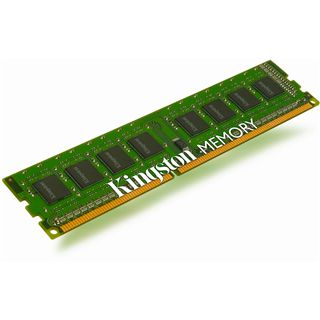 4GB Kingston ValueRAM STD30mm DDR3-1600 DIMM CL11 Single
