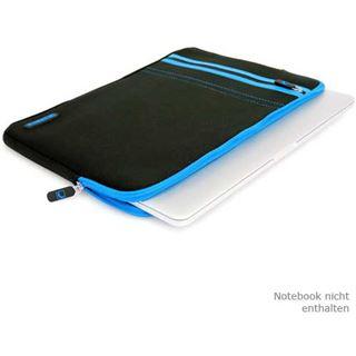 """CoolBananas RainSuit Stripes blau für MacBook Pro 13"""" (33,02cm)"""