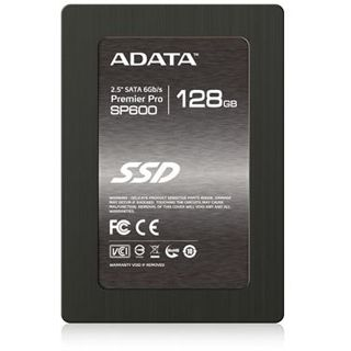 "128GB ADATA Premier Pro SP600 2.5"" (6.4cm) SATA 6Gb/s MLC asynchron (ASP600S3-128GM-C)"