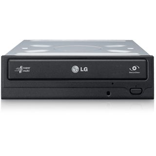 LG Electronics GH24NS95 DVD-RW SATA 1.5Gb/s intern schwarz Bulk