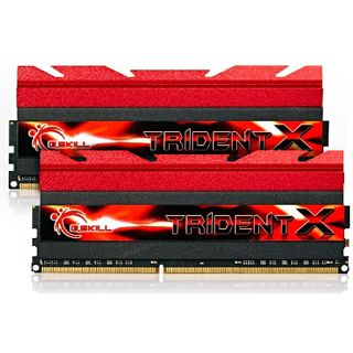 8GB G.Skill TridentX DDR3-2400 DIMM CL9 Dual Kit