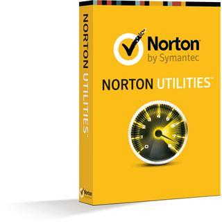 Symantec Norton Utilities 16.0 32/64 Bit Deutsch Utilities Vollversion PC (CD)