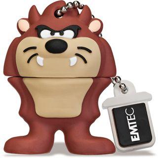 8 GB EMTEC Looney Tunes Tasmanischer Teufel Figur USB 2.0