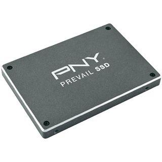 "240GB PNY Prevail 2.5"" (6.4cm) SATA 6Gb/s MLC synchron (SSD9SC240GCDA-PB)"
