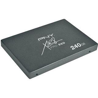 "240GB PNY XLR8 Pro 2.5"" (6.4cm) SATA 6Gb/s MLC synchron (SSD9SC240GCDA-RB)"