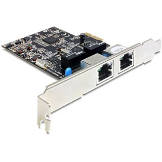 Delock 89346 2 Port PCIe x1 retail