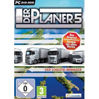 Der Planer 5 - Der Logistik-Manager PC