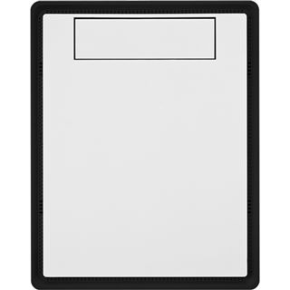 BitFenix Solid weiss/schwarz Front Panel für Prodigy (BFC-PRO-300-WKFNA-RP)