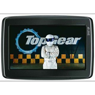 TomTom GO LIVE 820 Zentral & Osteuropa - TOP Gear Edition