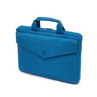 Dicota Code Slim Case bis 13 blau