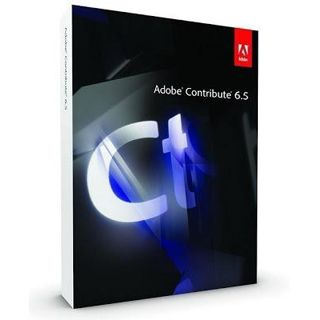 Adobe Contribute 6.5 Win 32/64 Bit Deutsch Webdesign FPP PC (DVD)