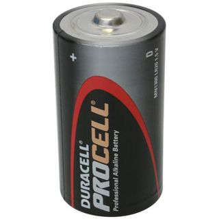 Duracell Procell D / Mono Alkaline 1.5 V 10er Pack