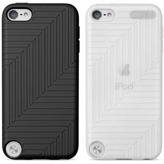 Belkin Snap Shield Fade schwarz/weiß für iPod Touch 5
