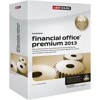 Lexware Financial Office Premium 2013 32/64 Bit Deutsch Office Update PC (DVD)