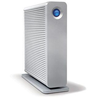 "4000GB LaCie d2 USB 3.0 9000303 3.5"" (8.9cm) USB 3.0/Thunderbolt silber Alu"