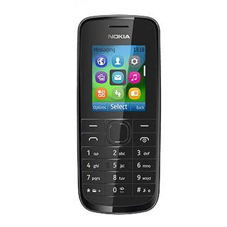 Nokia 109 64 MB schwarz