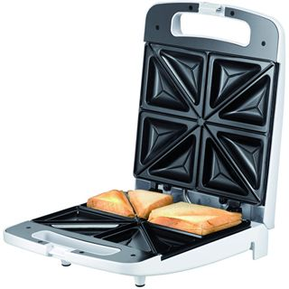 Unold Family Sandwichmaker 48470 weiss