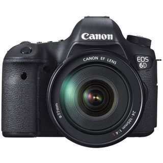 Canon EOS 6D Kit inklusive EF 24-105 mm f/4.0L IS USM