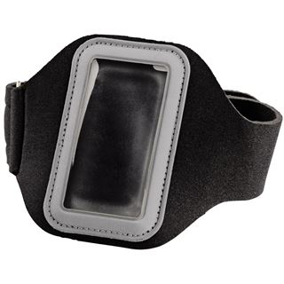Hama Armbandtasche Marathon für iPod nano 7G, Neopren, Schwarz