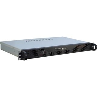 Inter-Tech IPC Gehäuse 1HU-K-125L Server short