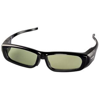 Hama 3D-Shutterbrille für Panasonic 3D-TVs, Funk, Schwarz, Batterie für Panasonic 3D-TVs ab Baujahr 2012
