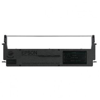 Epson C13S015624 SIDM Black Ribbon Cartridge for LQ-50