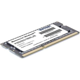 4GB Patriot Memory for Ultrabook DDR3-1333 SO-DIMM CL9 Single