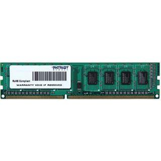 4GB Patriot Signature Line DDR3-1333 DIMM CL9 Single