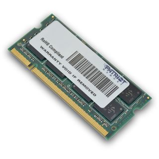 4GB Patriot Signature DDR2-667 SO-DIMM CL5 Single