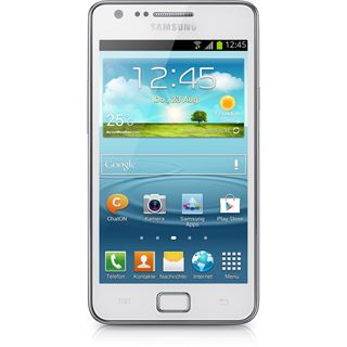 Samsung Galaxy S II Plus 8 GB weiß