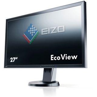 """27"""" (68,58cm) Eizo FlexScan EV2736W schwarz 2560x1440 1xDVI/1xDP"""