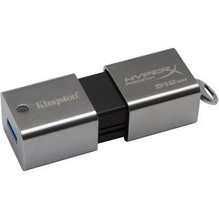 512 GB HyperX DataTraveler Predator schwarz USB 3.0