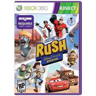 Microsoft Kinect Rush: Disney Pixar Adventure (XBOX360)