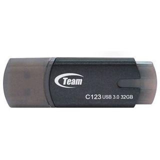 32 GB TeamGroup C123 grau USB 3.0