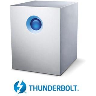 """20000GB LaCie 5big 9000398EK 3.5"""" (8.9cm) Thunderbolt silber Alu"""