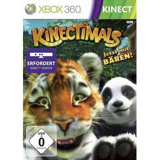 Microsoft Kinectimals mit Bären (deutsch) (XBOX360)