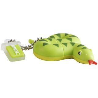 8 GB EMTEC Die Dschungel Animals Schlange Figur USB 2.0