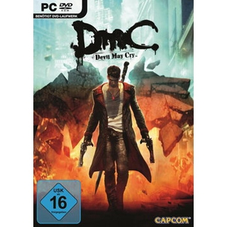 DmC - Devil May Cry PC