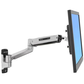 Ergotron Neo-Flex LCD Tischhalterung silber