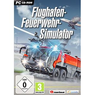 Rondomedia GmbH Flughafenfeuerwehr Simulator (PC)