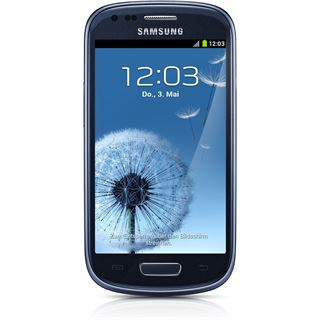 Samsung Galaxy S3 Mini I8190 NFC 8 GB blau