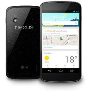 LG Electronics Google Nexus 4 16 GB schwarz