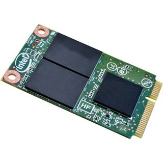 120GB Intel 525er Serie mSATA 6Gb/s MLC asynchron (SSDMCEAC120B301)